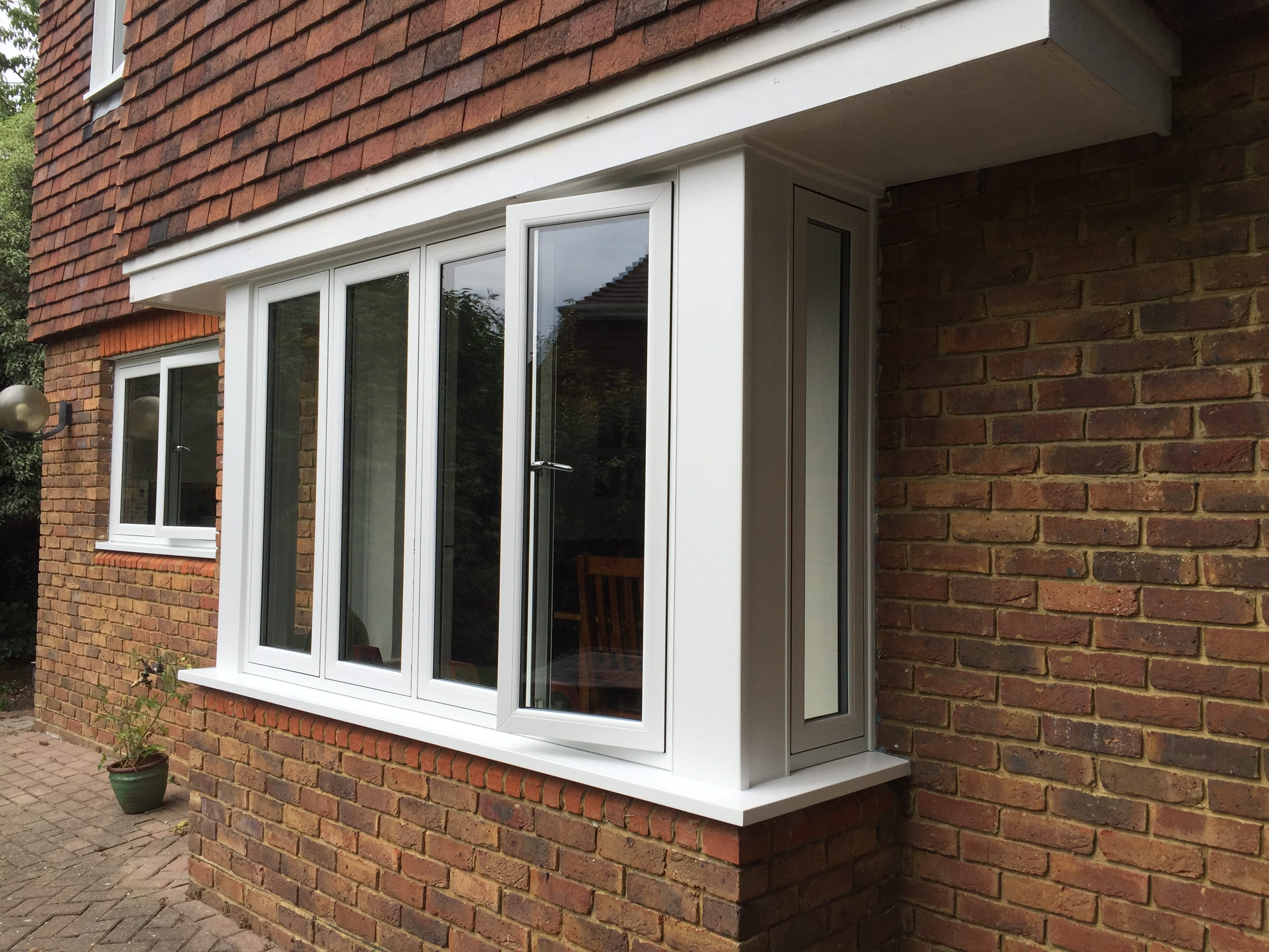 Upvc Flush Sash Windows Sutton Double Glazed Windows