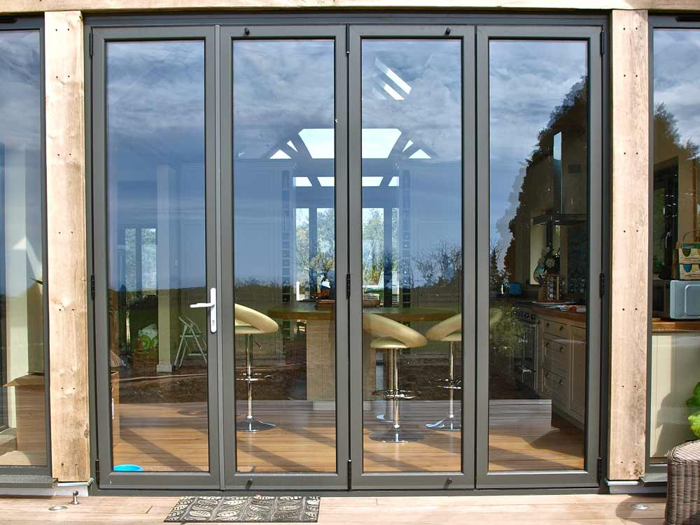 Aluminium Bi-Fold Doors Sutton, Surrey
