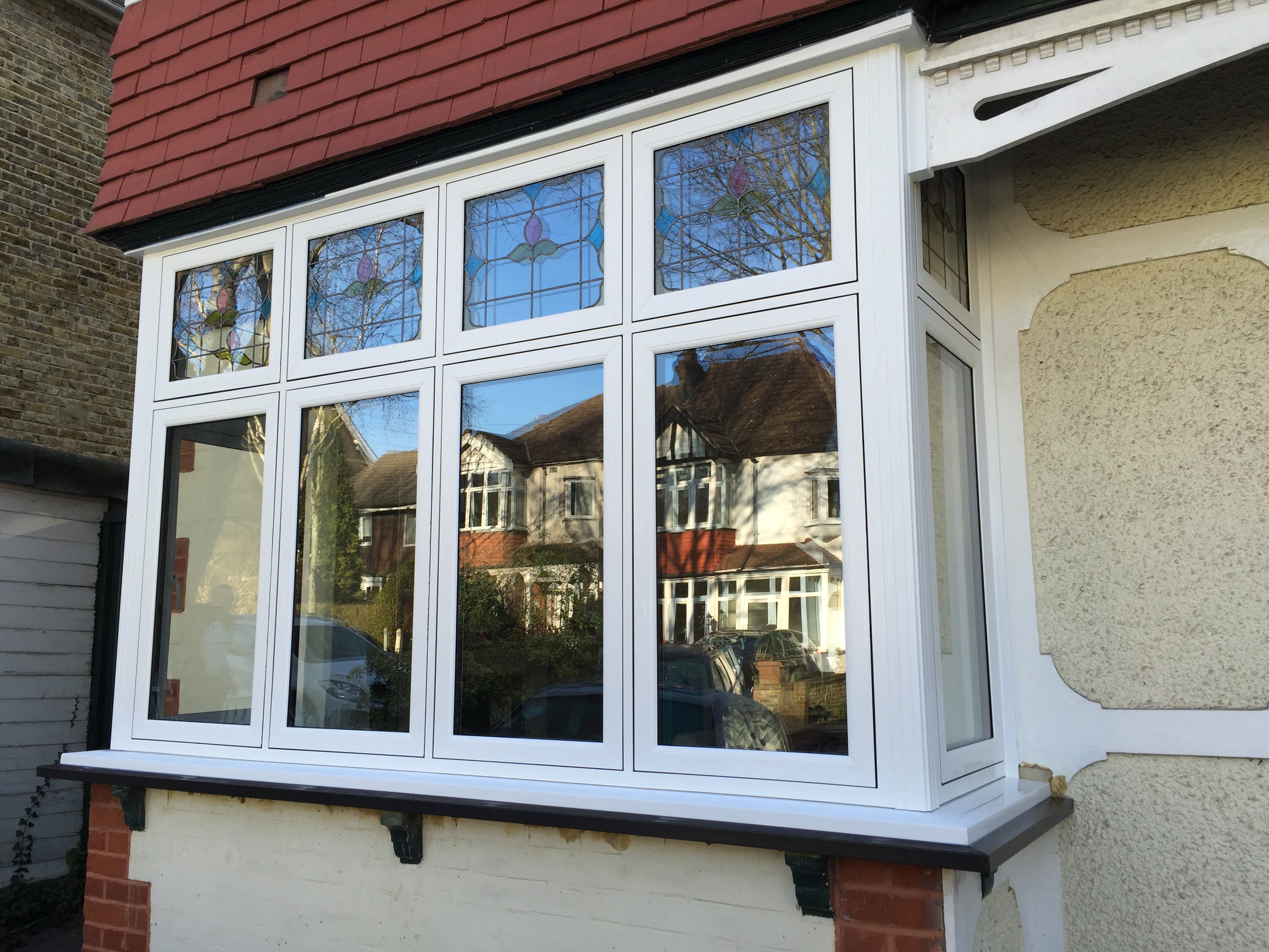uPVC French Windows Sutton Surrey