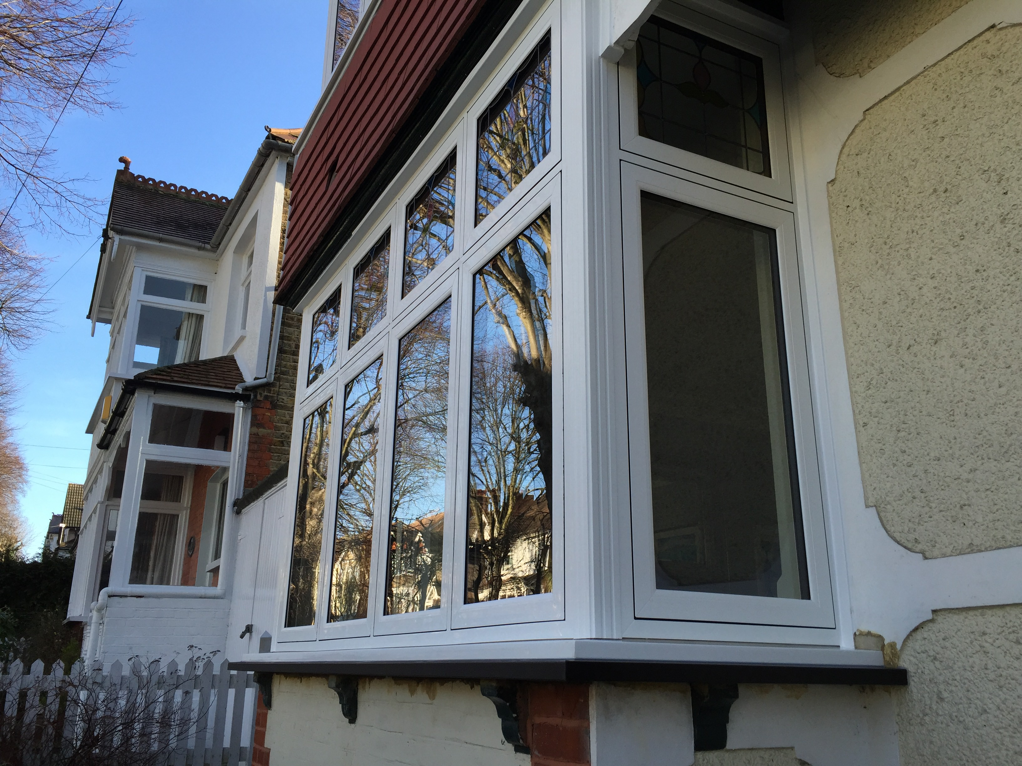 Flush Casement Window Surrey