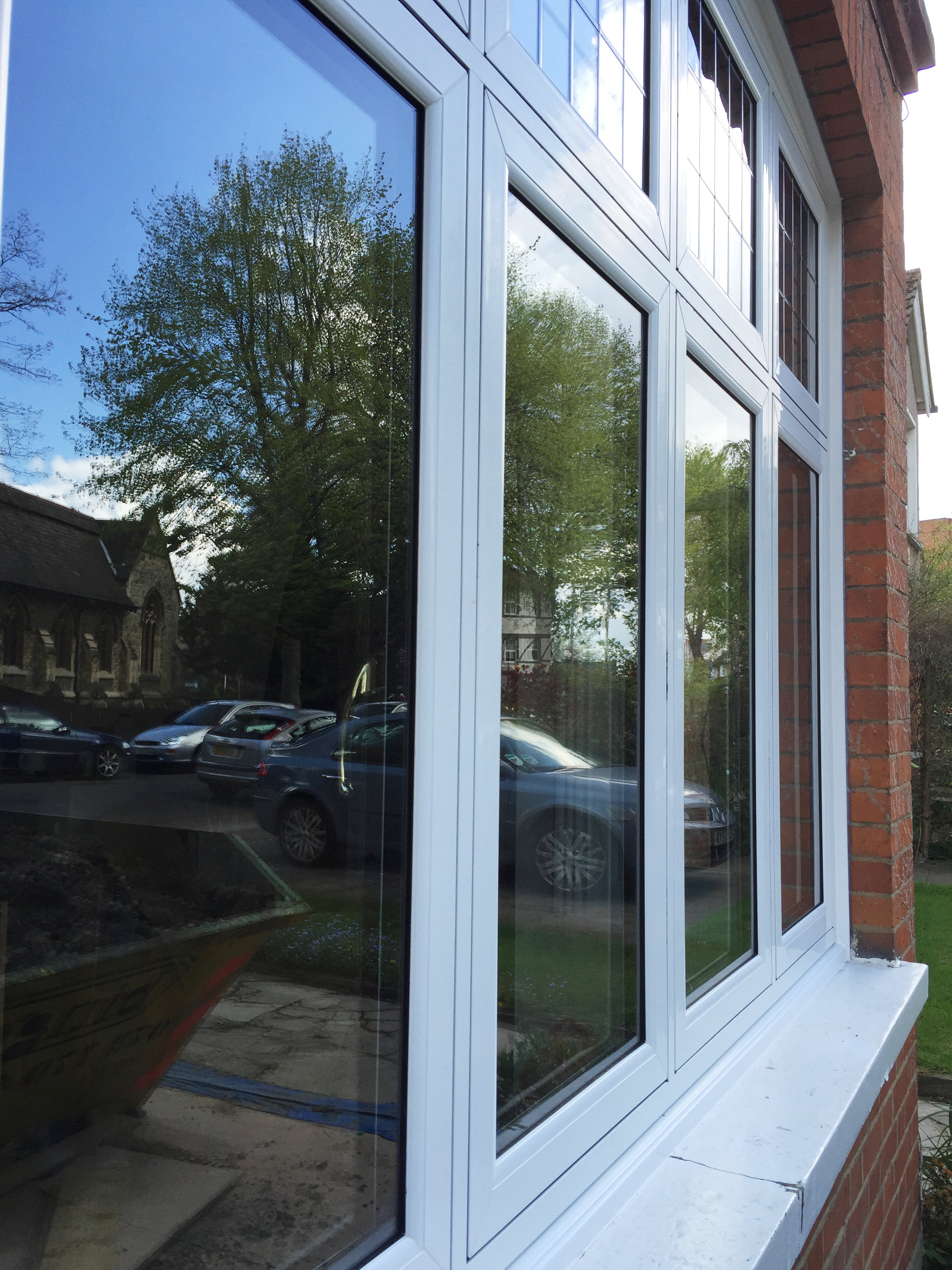 Flush Casement Windows Surrey