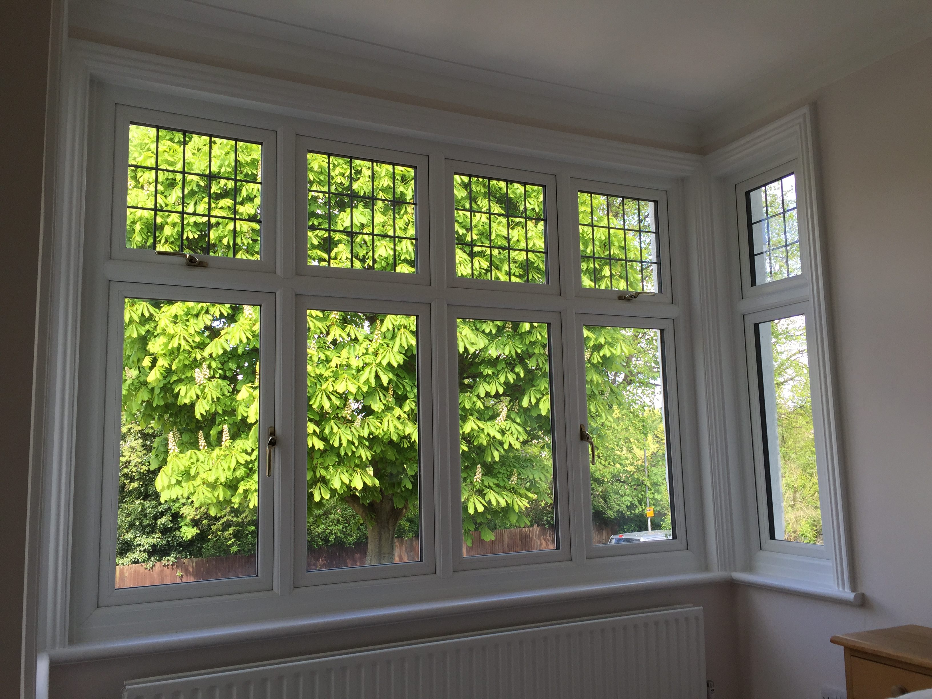 Flush Casement Windows Sutton