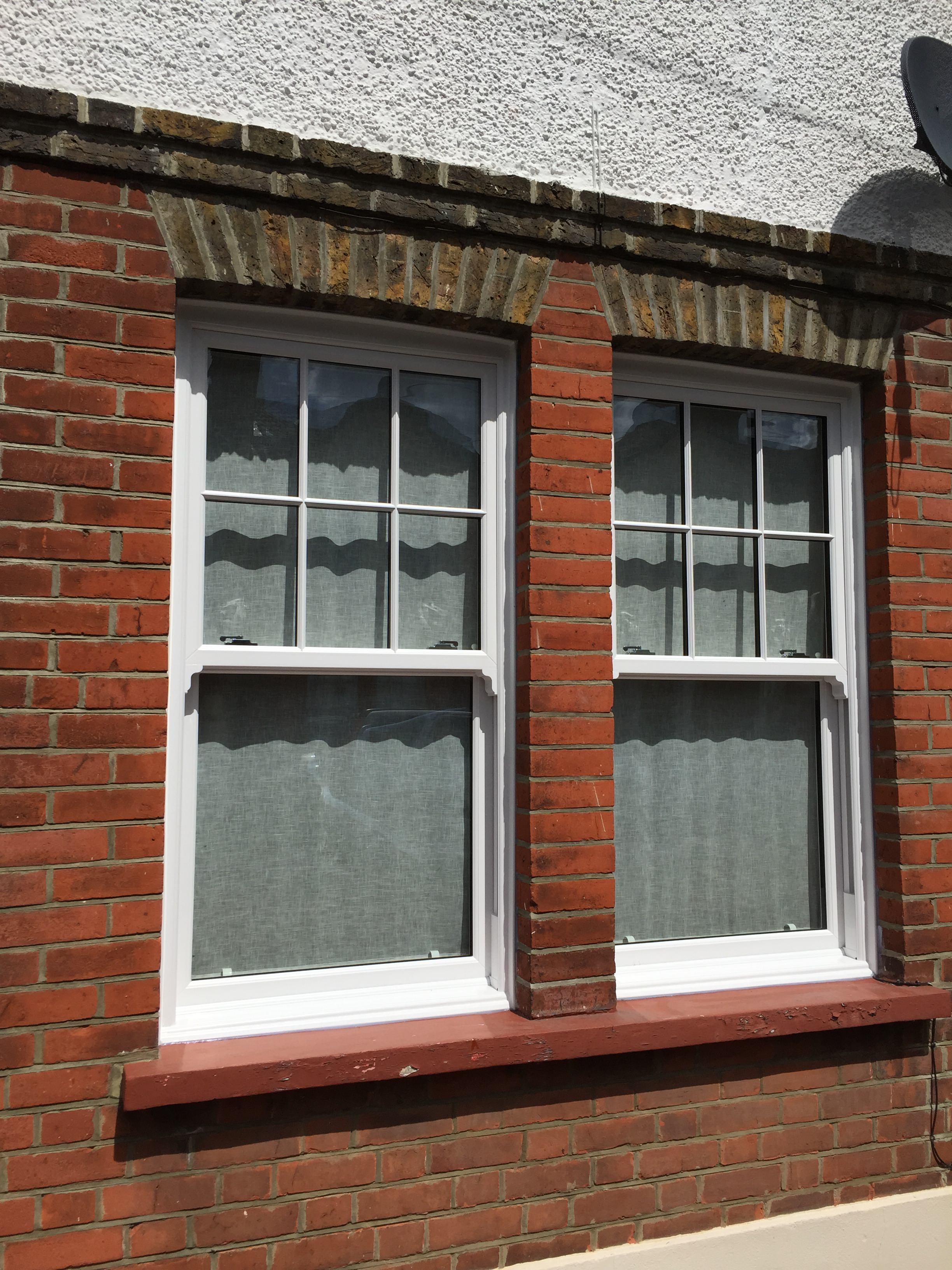 Traditional Sliding Sash Windows Surrey