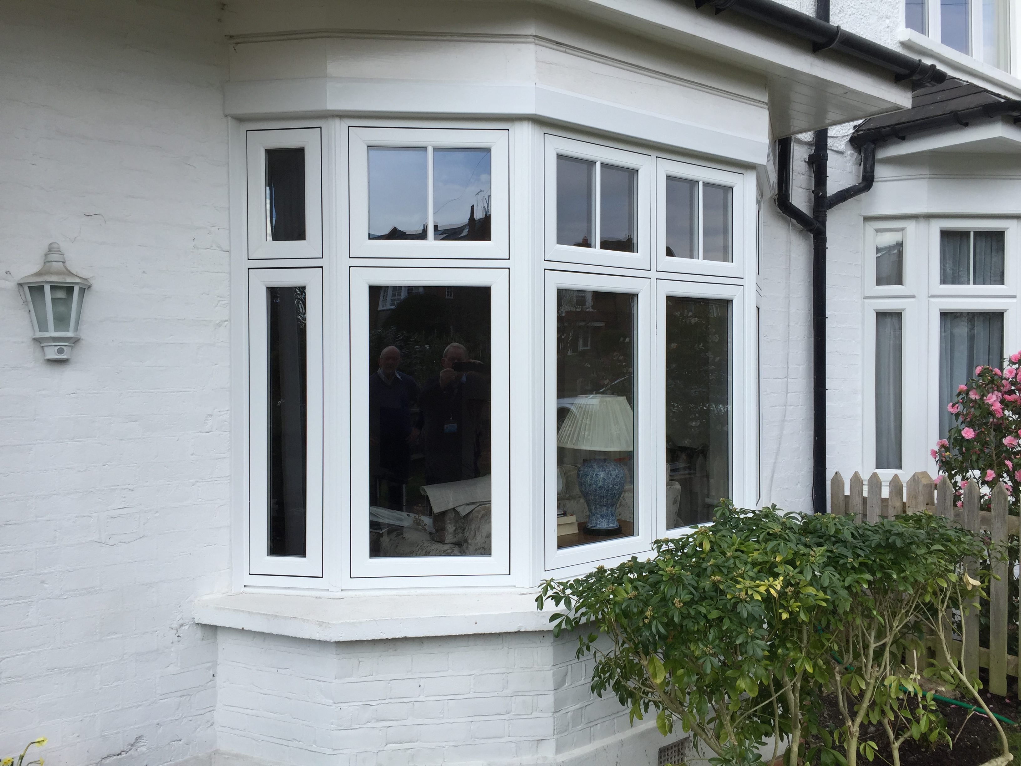 Can You Paint Upvc Doors >> uPVC Flush Casement Windows, Sutton | Flush Sash Window Prices