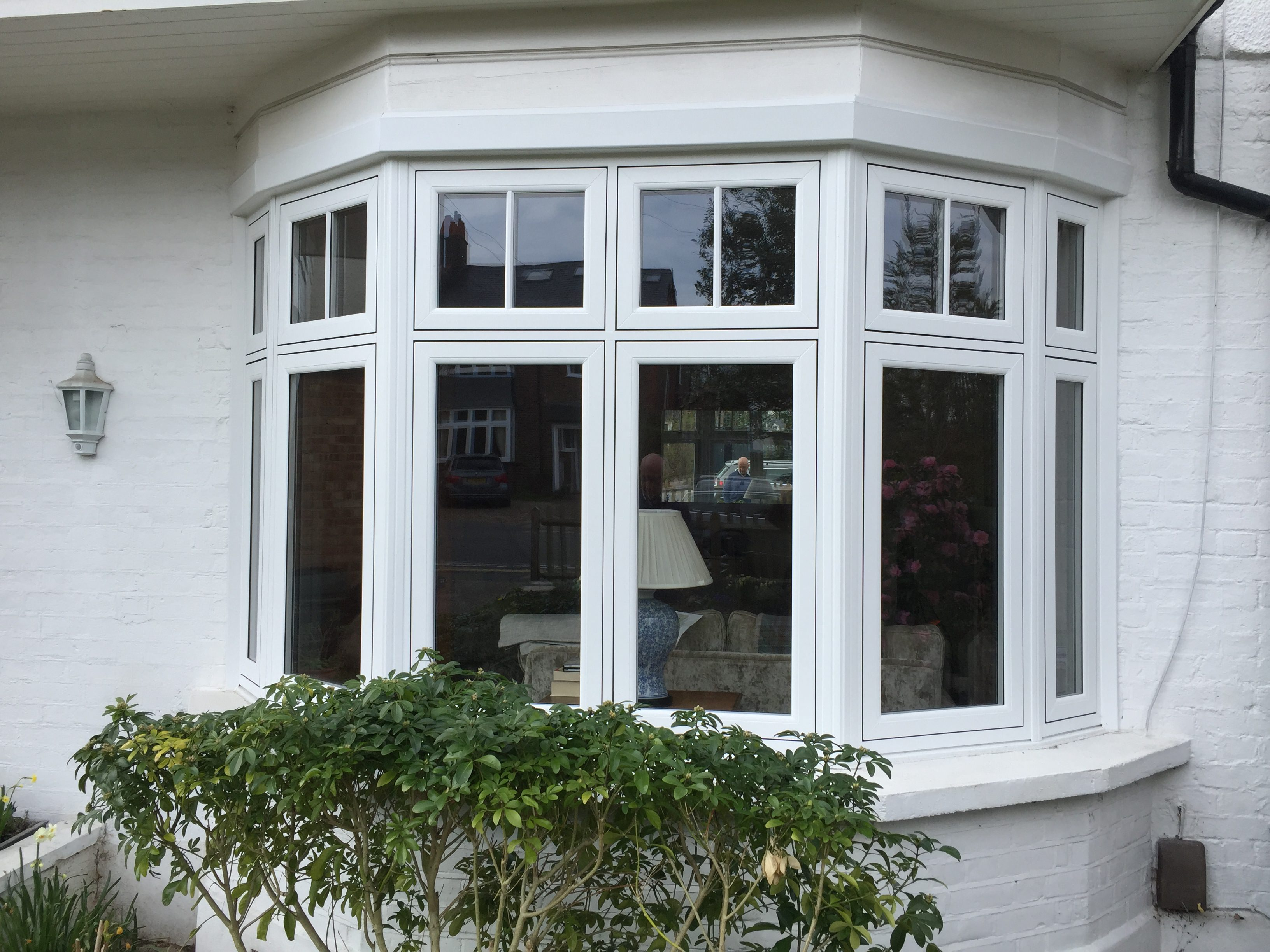 Flush Sash Window Sutton