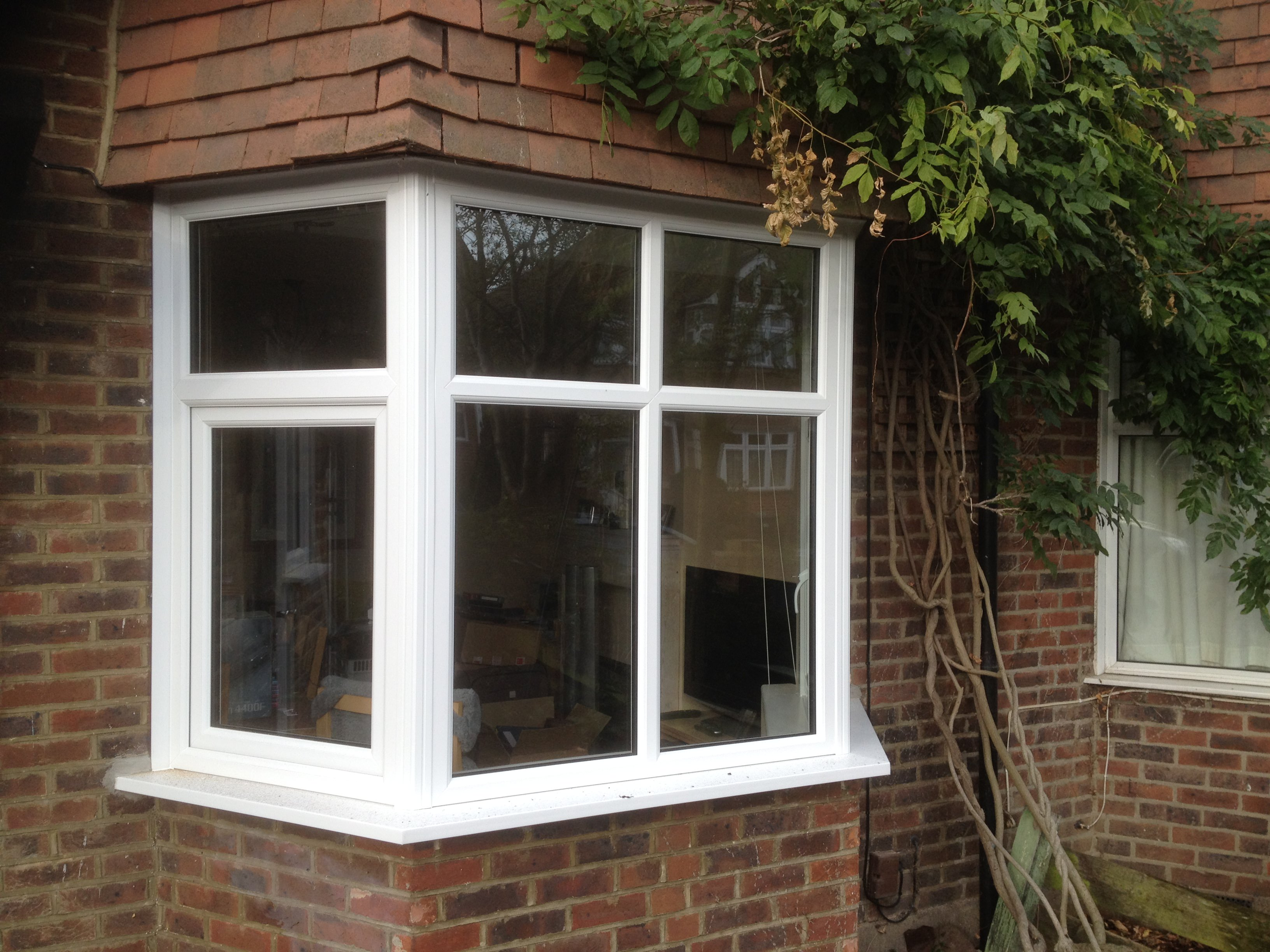 upvc bow and bay windows  sutton