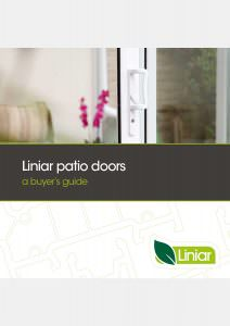 Liniar brochure for customers