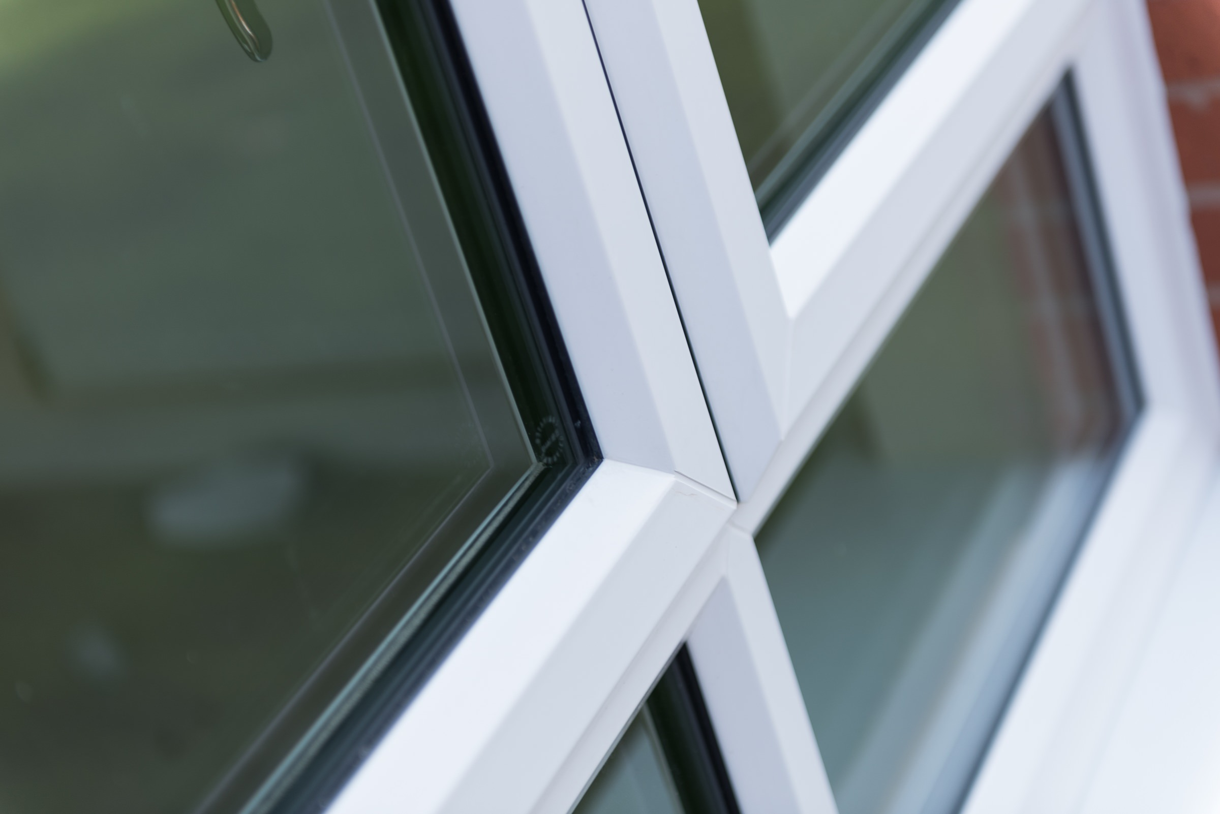 Close Up uPVC Casement Windows Sutton, London