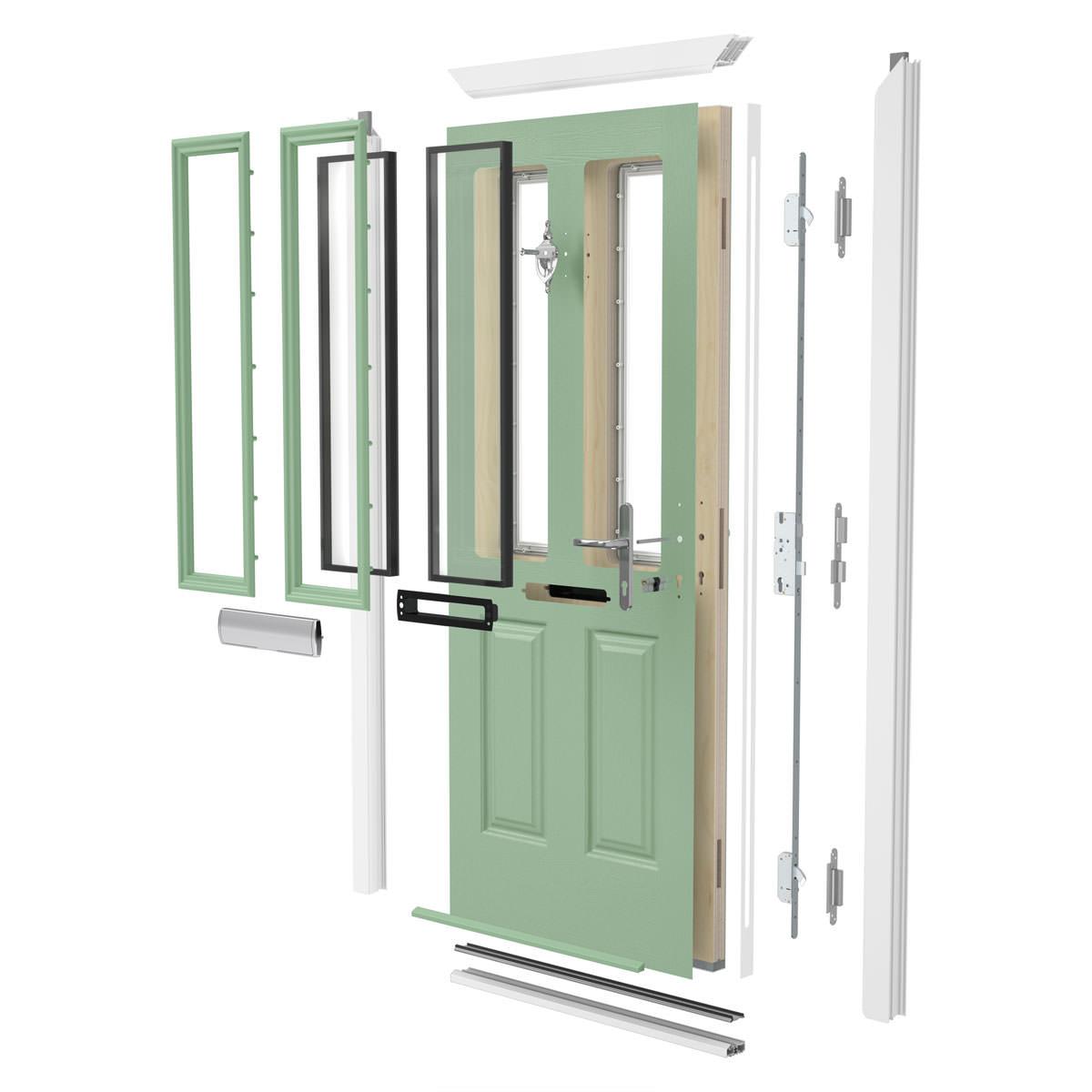 Composite Doors Prices Sutton London