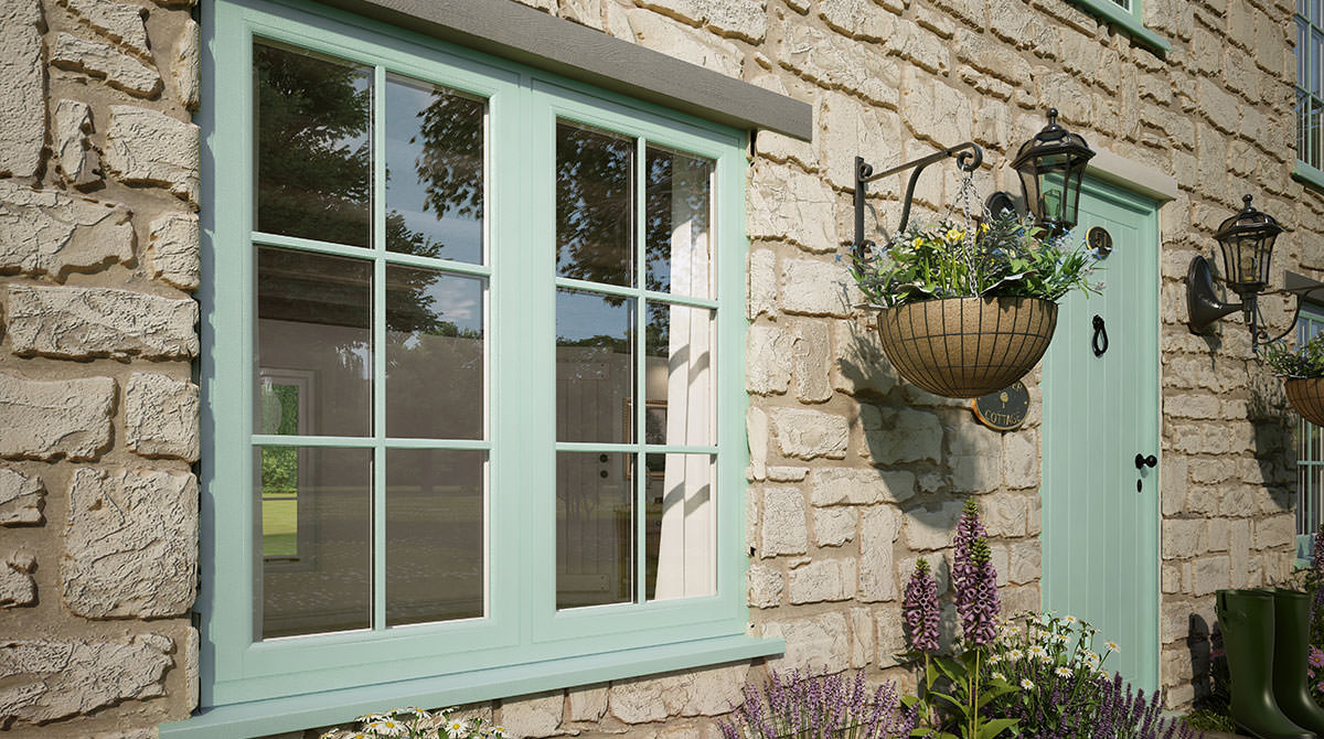 uPVC Flush Casement Windows Sutton Surrey