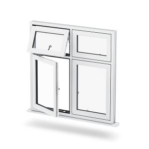 Flush Casement windows Sutton, London