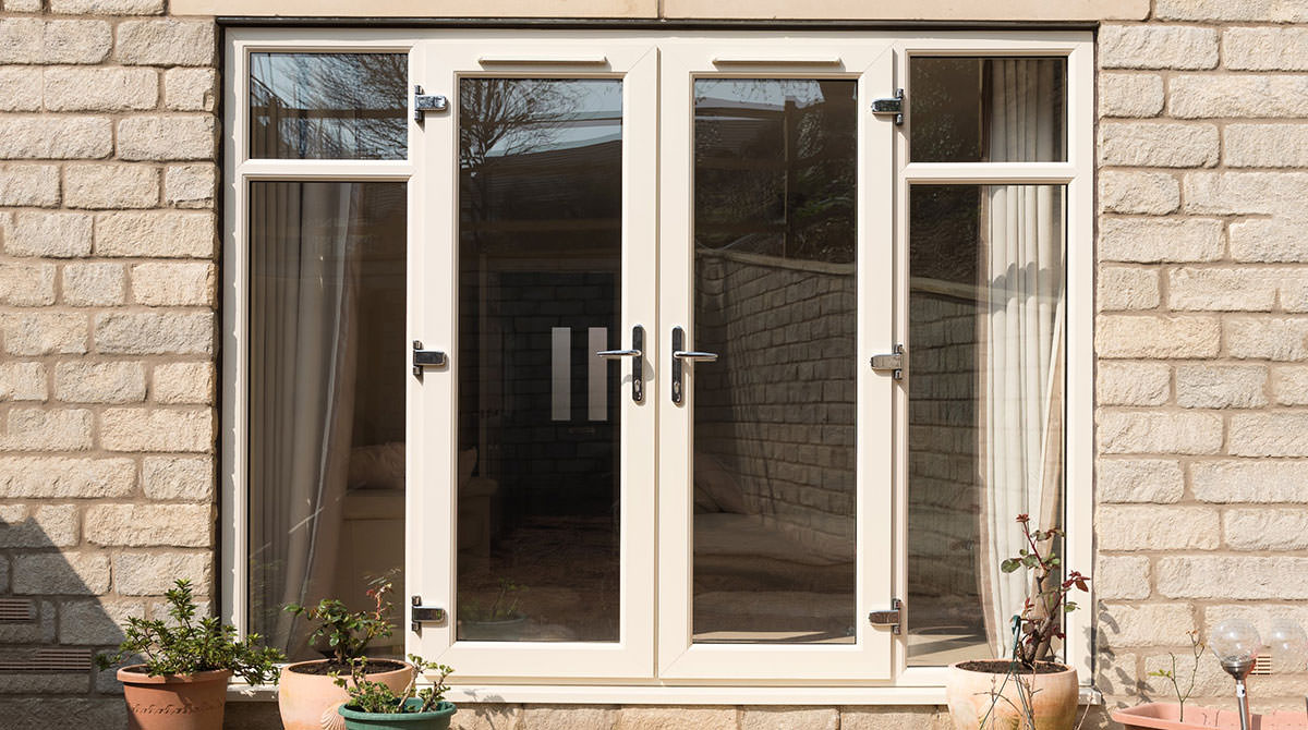 uPVC French Doors Sutton Surrey