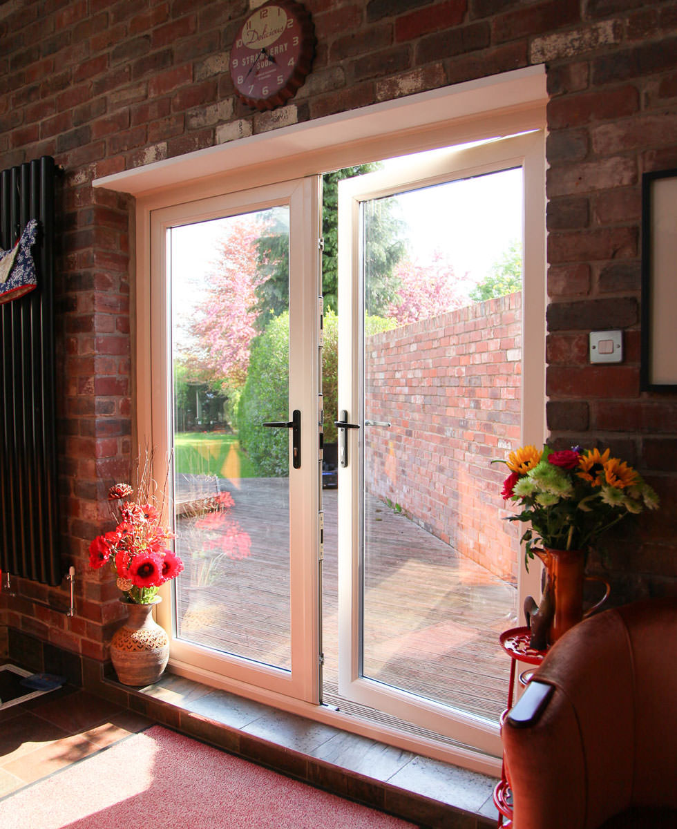 Upvc French Doors Sutton Double Glazed Doors London