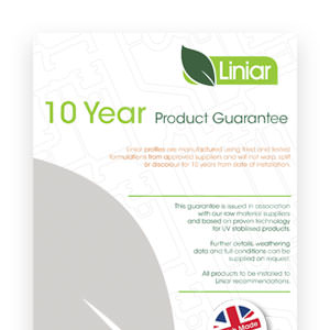 10 Year Window Guarantee Sutton Surrey