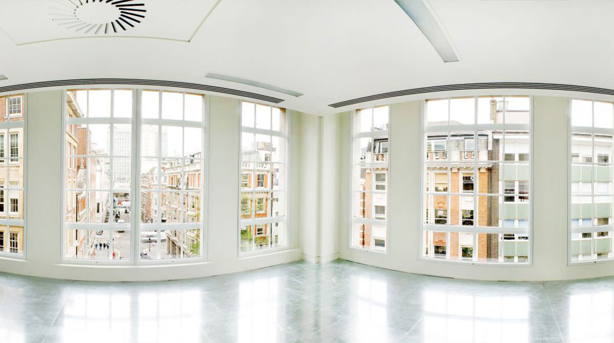 White Secondary Glazing, London