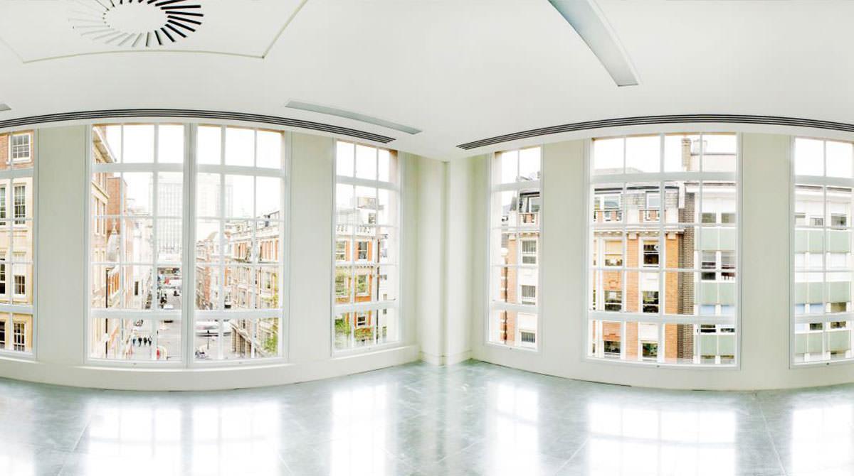 White Secondary Glazing, London