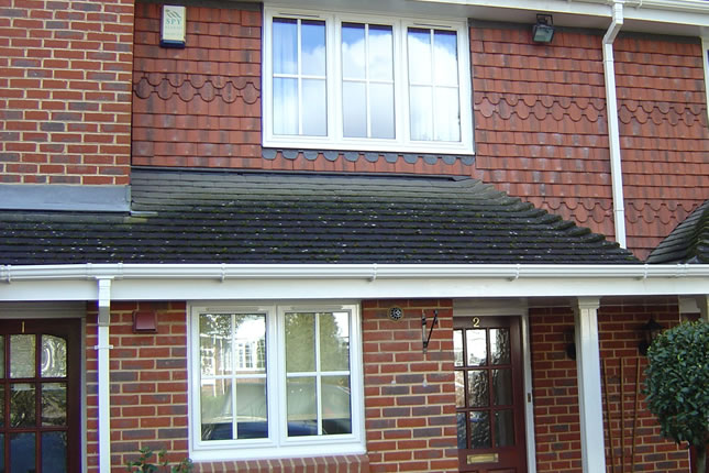 Upstairs & Downstairs Aluminium Casement Windows