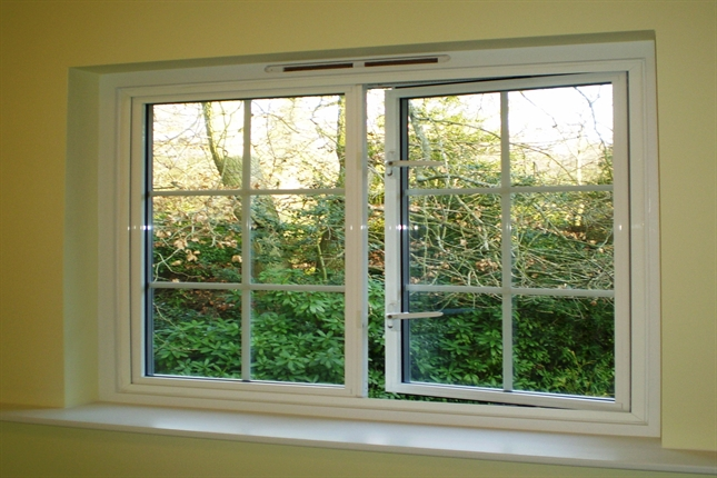 Aluminium Casement Windows Opening, Sutton