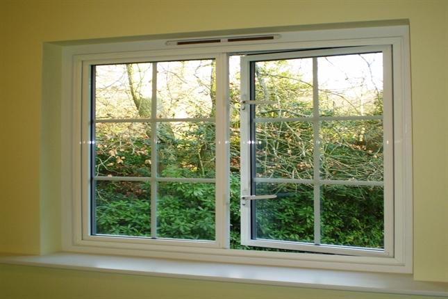 Aluminium Casement Windows Opening, Sutton