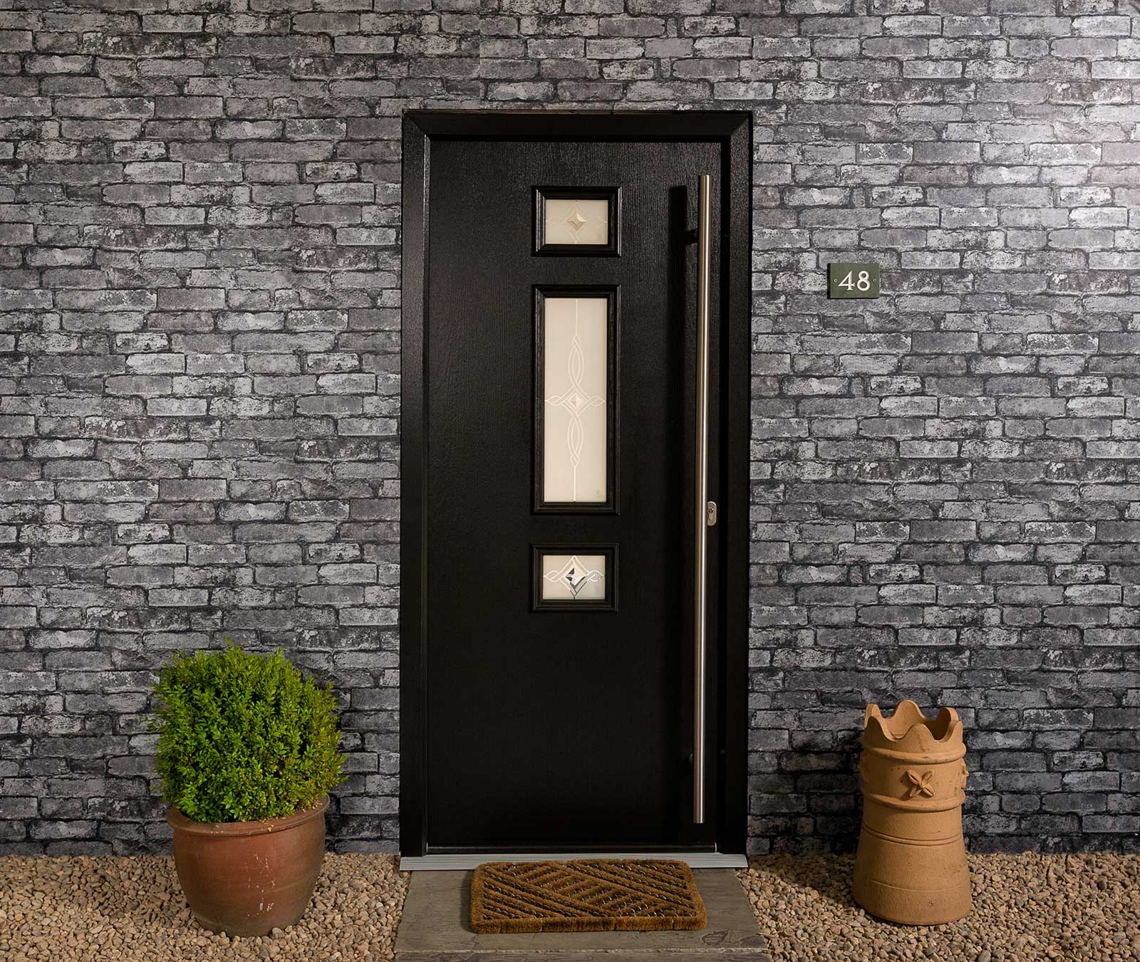 Modern Composite Doors Croydon