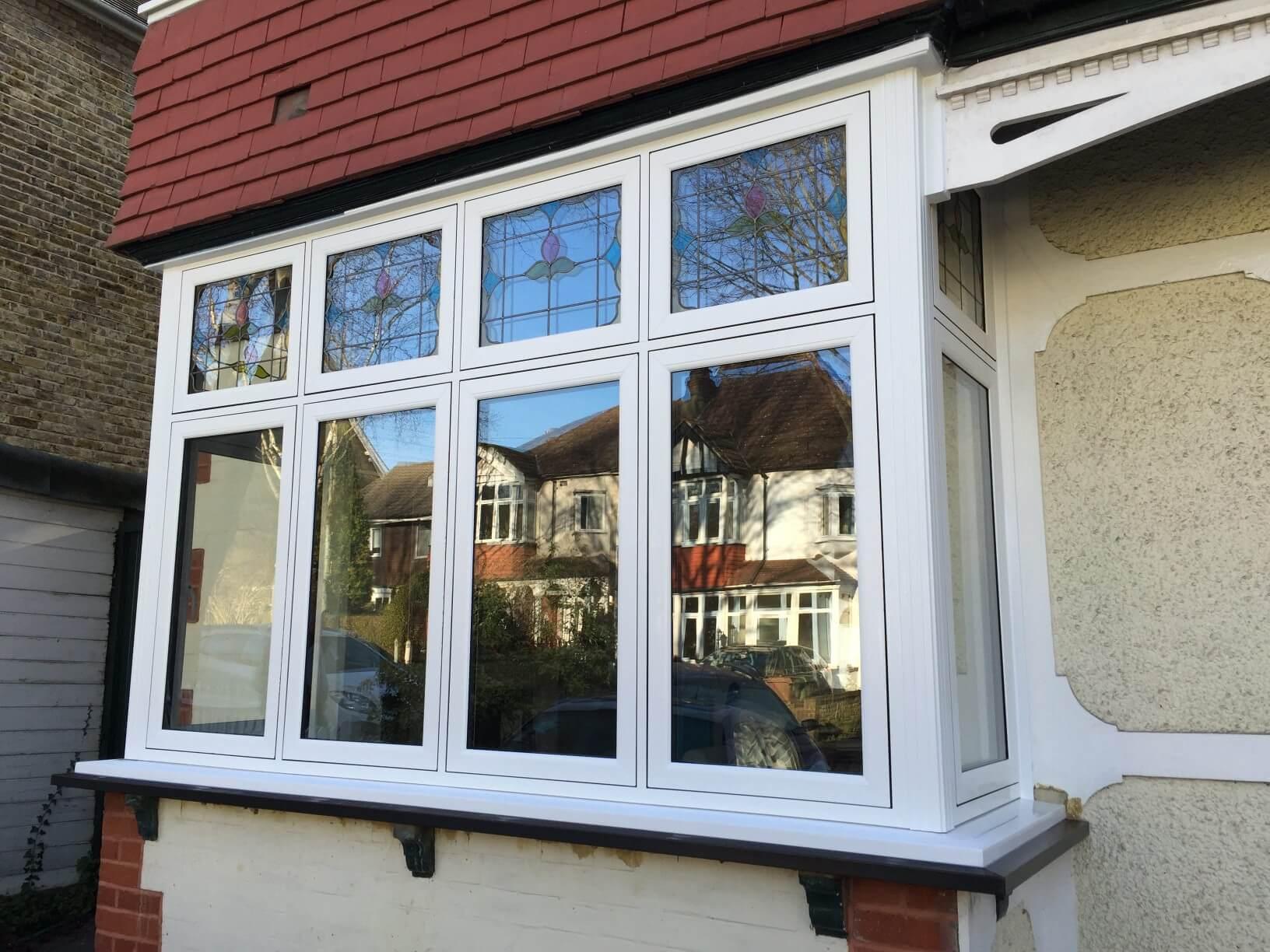 double glazed windows surrey