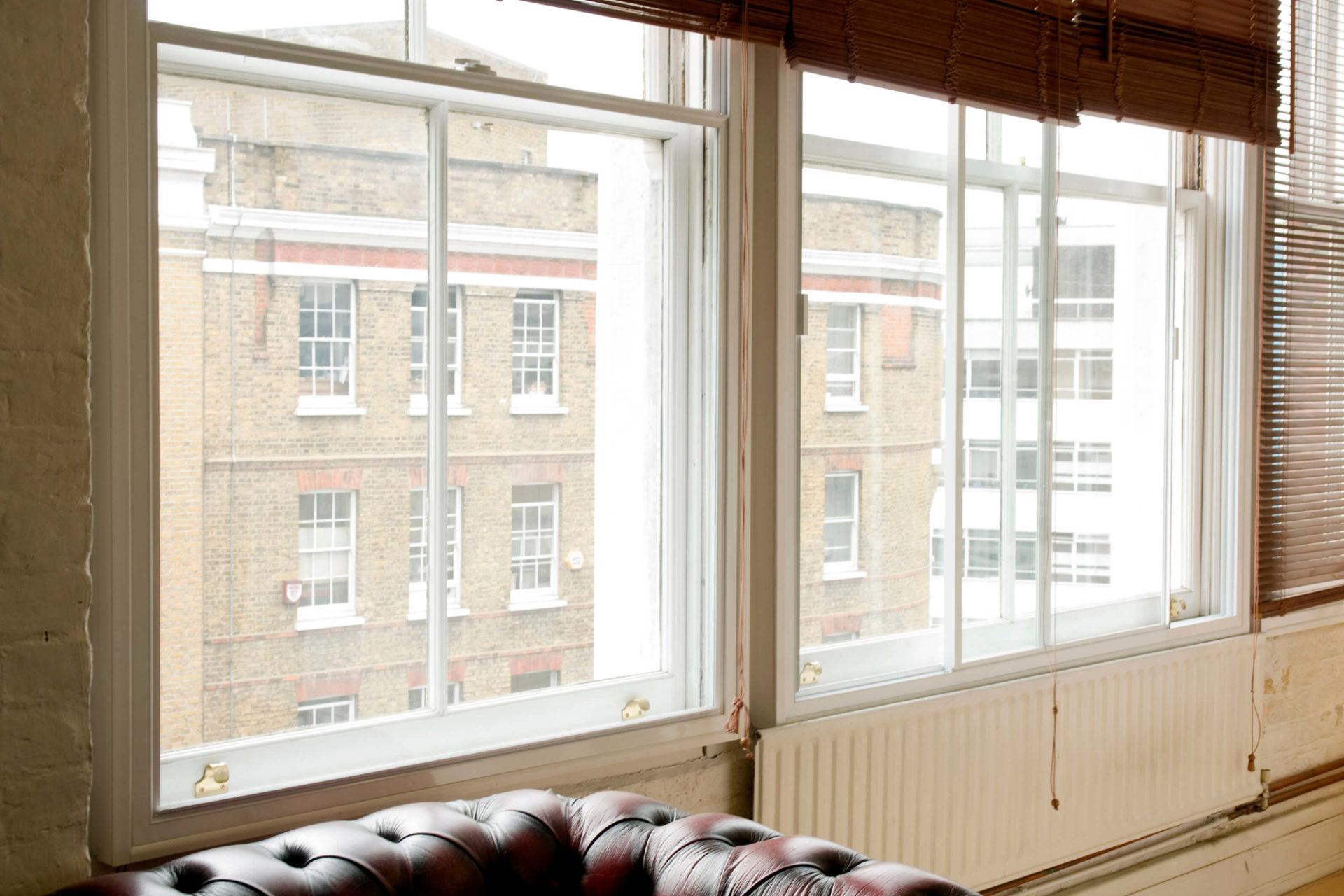 Secondary glazing installation surrey